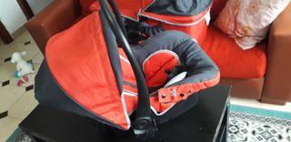 silla de coche maxicosi