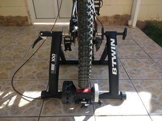 Rodillo ciclismo entrenamiento