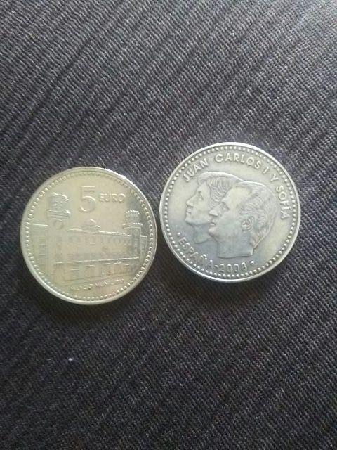 monedas de plata por todas