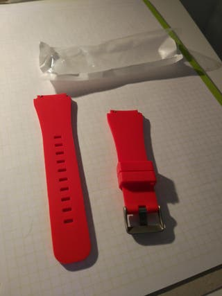 Correa Roja Samsung Gear S3
