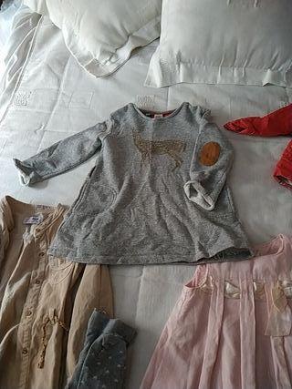 ropa niña 12, 24 meses