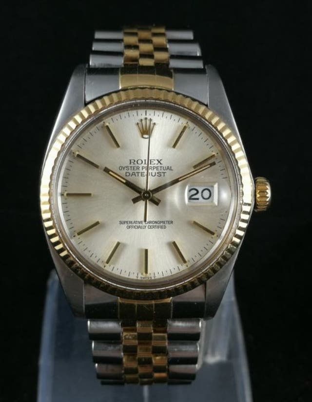 Rolex - Datejust - 16013 - Hombre - 1980-1989