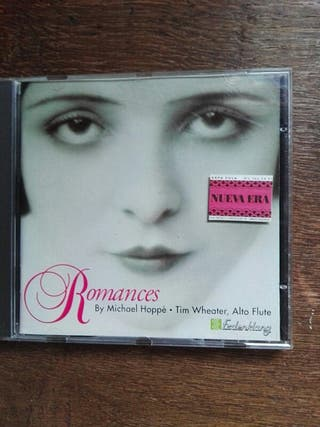 CD. DISCO. ROMANCES.