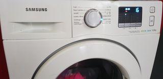 lavadora Samsung de 8 kg
