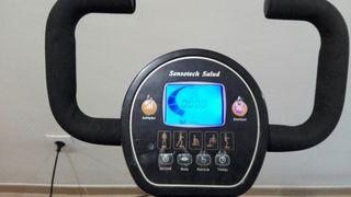 Plataforma vibratoria de ejercicios