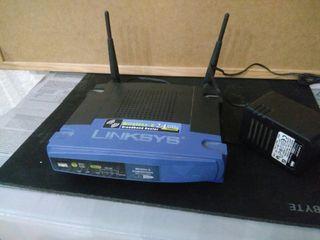 Router wifi Linksys WRT54GL