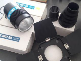 Pack Iluminacion Fotografia