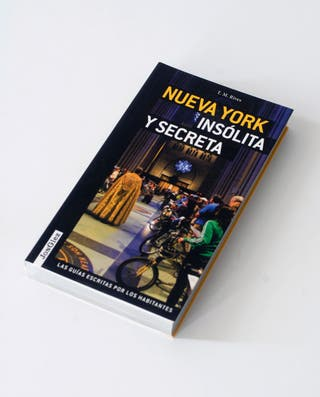 Guía Nueva York insólita y secreta. Ed. Jonglez