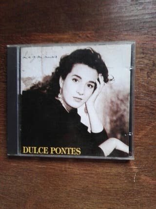 CD. DISCO. DULCE PONTES.