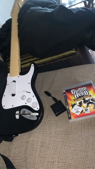 Ps3 ps4 ps2 Rock Band Fender Stratocaster