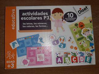 actividades escolares p3