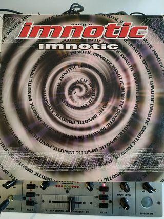 disco vinilo Imnotic