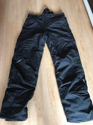 Pantalón esquí / snowboard T 46