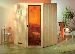 saunas finlandesa a estrenar