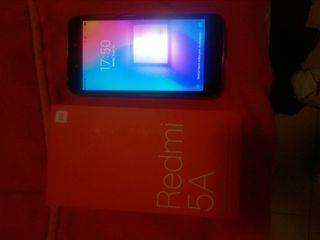 Xiaomi Redmi 5A 16gb, casi sin usar