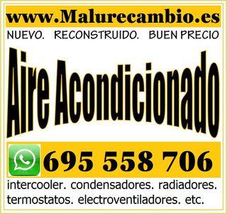 TAPONES DE RADIADOR BOMBAS DE AGUA A/A