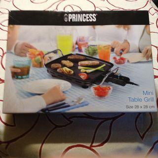 Mini grill sobremesa