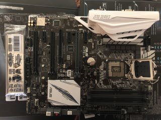 PLACA BASE ASUS Z170-A Socket 1151