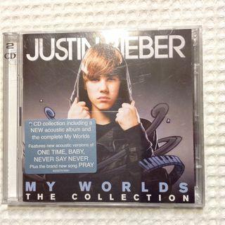 CD Justin Bieber