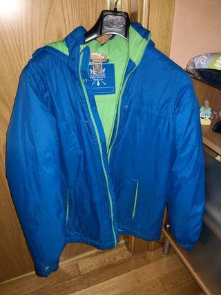 abrigo wed ze talla 14 años decathlon