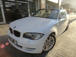 BMW 118 Serie 1 E88 Cabrio