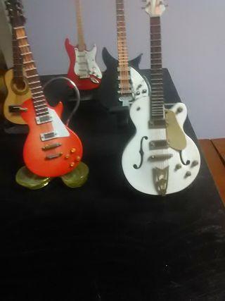 guitarras colección