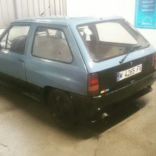 Opel corsa a 1987