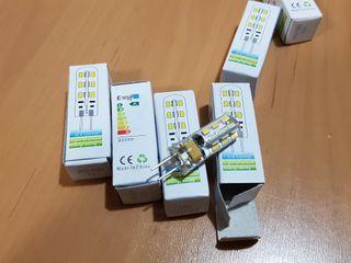 Lámpara LED G4 12 V 2,5 w 180 Lm. Nueva