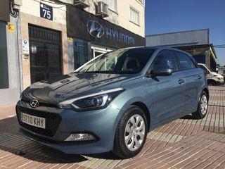 Hyundai i20 2018 seminuevo en Fuenlabrada