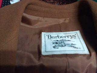 Chaqueta americana señora, Burberrys
