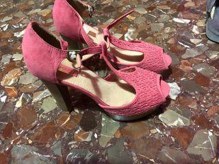 Zapatos con tacón, Maydo