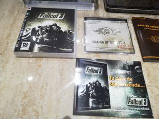 Fallout 3 Edición Coleccionista PS3