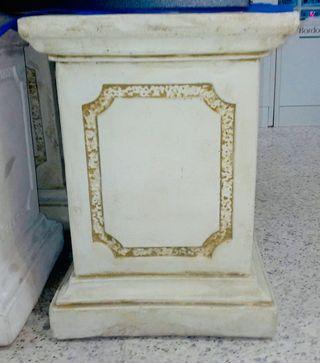 Pilares de ceramica
