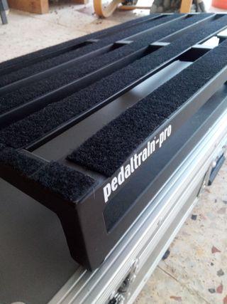 Pedaltrain PRO HC/SC con hardcase y softcase