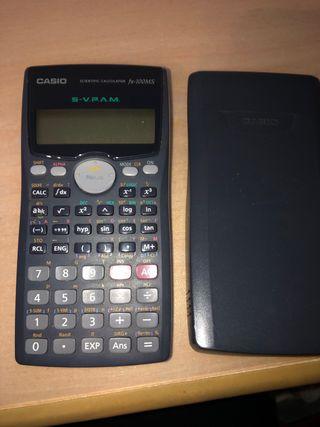 Calculadora científica Casio fx-100 MS