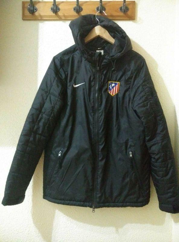 gama exclusiva oficial precios baratass Abrigo Nike Atletico de Madrid de segunda mano por 35 € en Madrid ...
