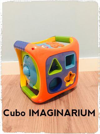 Cubo IMAGINARIUM ((juguete bebe)