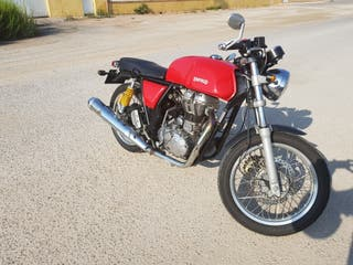 Royal Enfield Continental GT moto