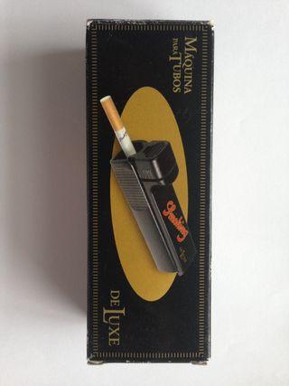 Entubadora cigarros