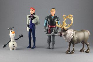 Lote figuras Disney Frozen