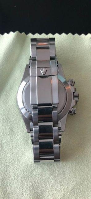 Rolex - Cosmograph Oyster Perpetual Daytona - Réfé