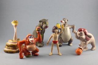 Lote figuras Disney El Libro de la Selva