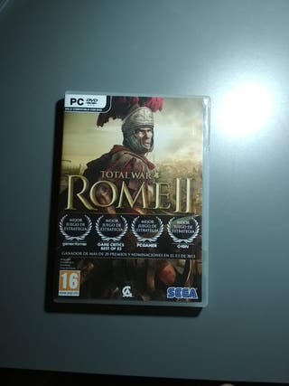 Roma 2 Total War Juego PC