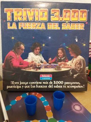 juego mesa trivial