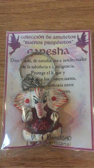 Llavero ganesha (diosa indu)