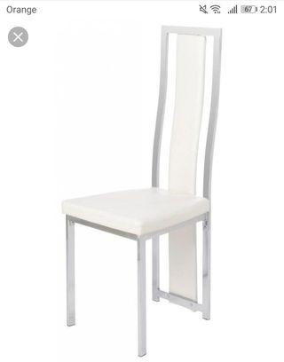 sillas comedor nuevas a estrenar