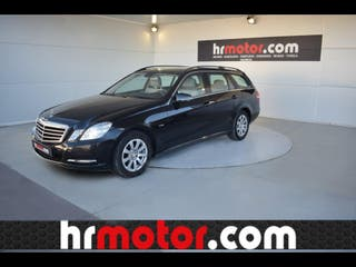 MERCEDES-BENZ Clase E Estate 200CDI BE