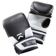 Guantes entrenamiento boxeo