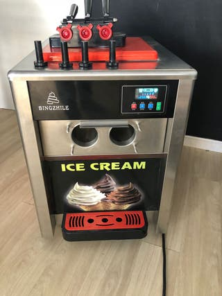 Maquina de yogurt helado nueva