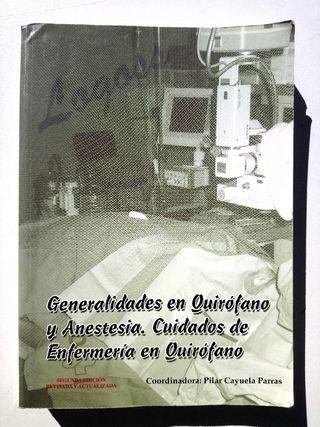 GENERALIDADES EN QUIRÓFANO Y ANESTESIA. LOGOSS